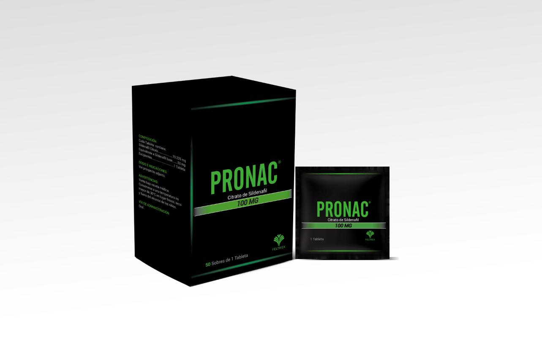 PRONAC TABLETAS 100MG caja 50